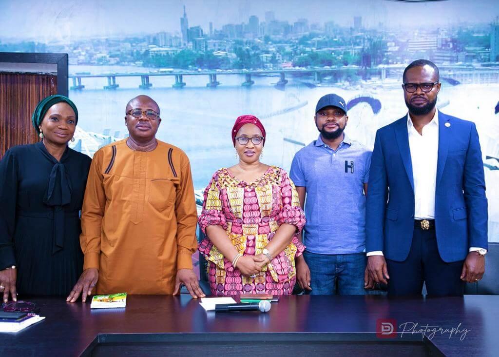 DCA Creative Lagos Press Conference