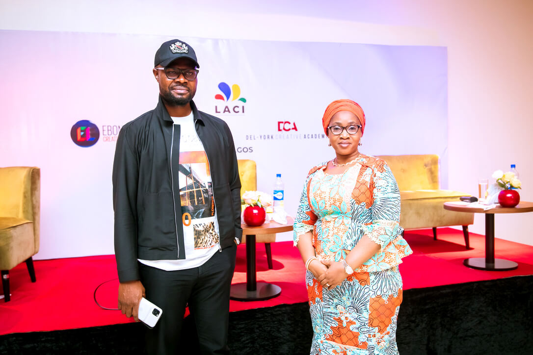 Commissioner-For-Arts-and-Culture-Linus-Idahosa-at-the-Launch-of-Lagos-State-Creative-Industry-Initiative