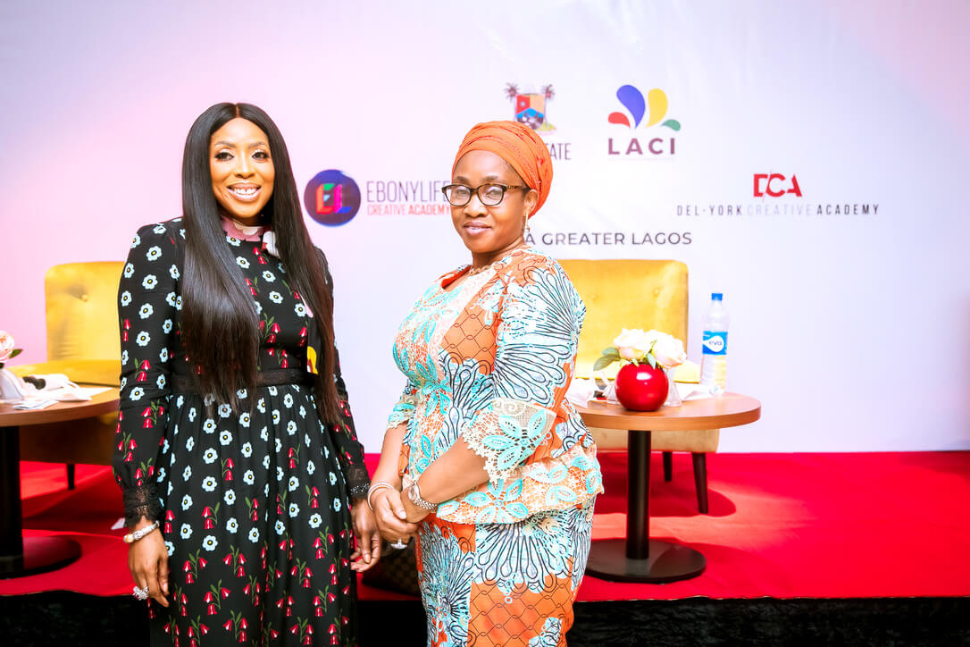 Commissioner-For-Arts-and-Culture-Mo-Abudu-at-the-Launch-of-Lagos-State-Creative-Industry-Initiative