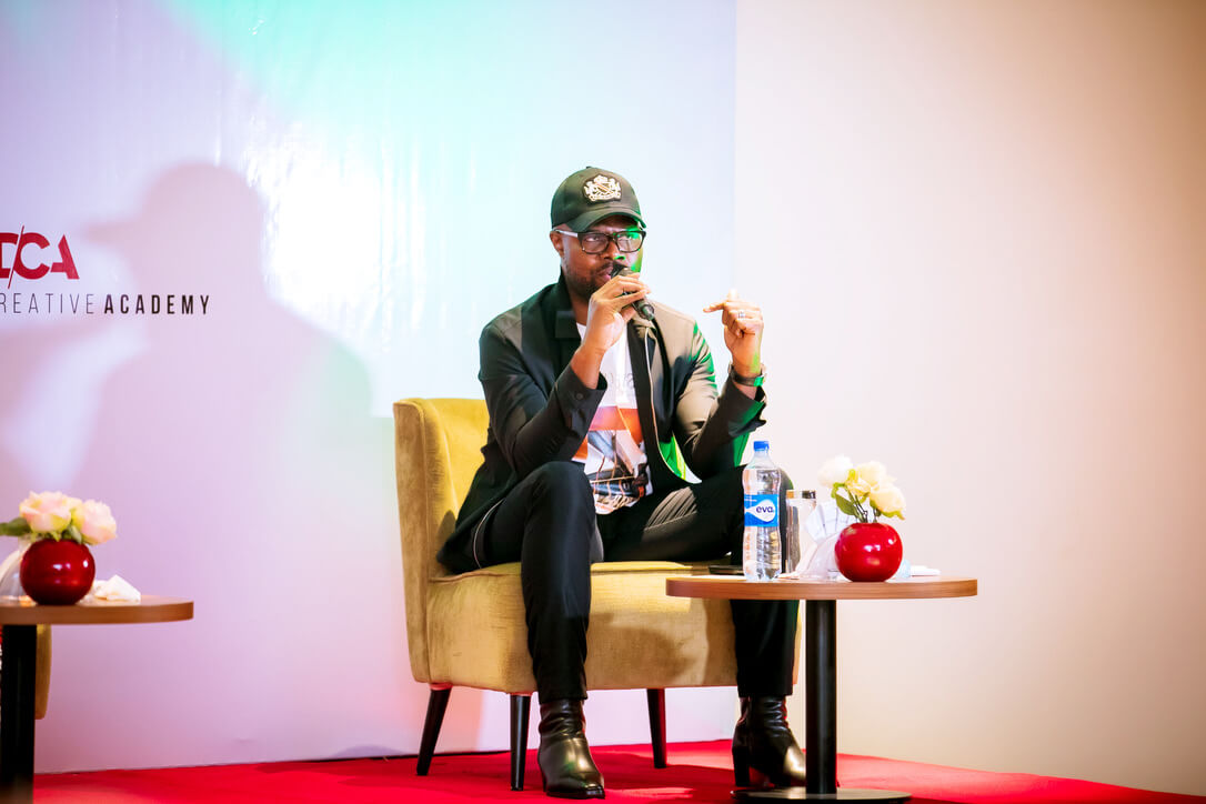 Linus-Idahosa-Speaking-At-The-Launch-Of-Lagos-State-Creative-Industry-Initiative