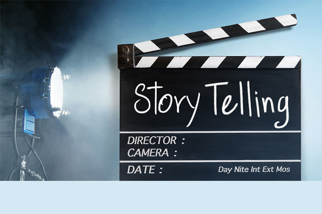 4 Tips On Becoming A Great Storyteller