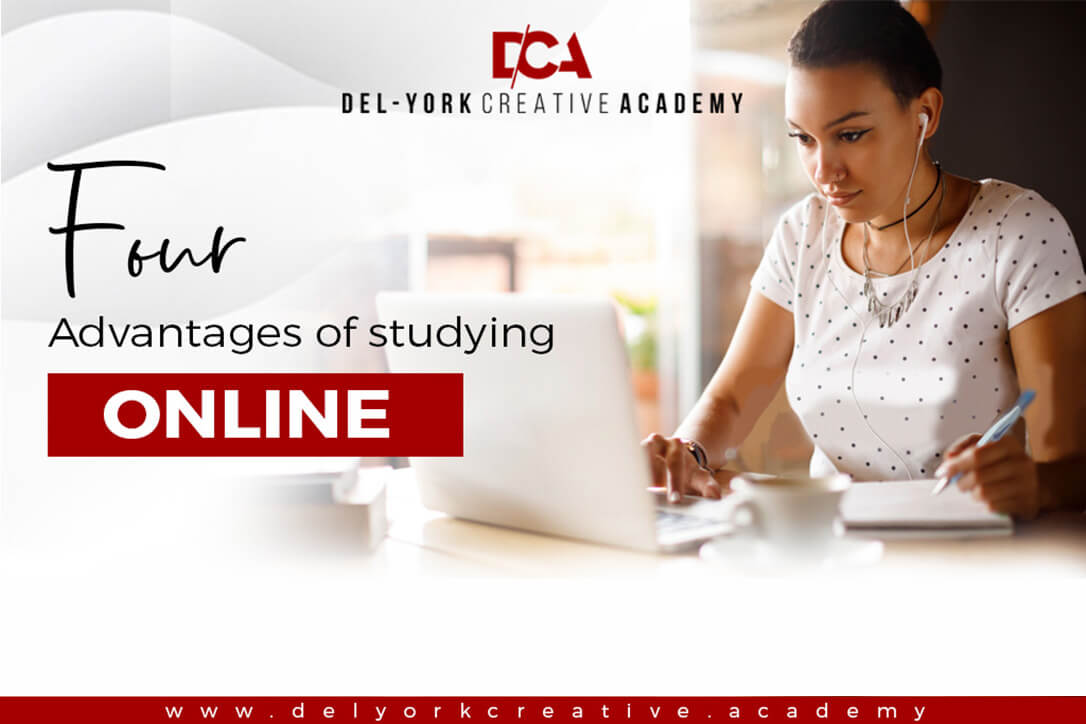 Four Reasons Why You Should Study Online