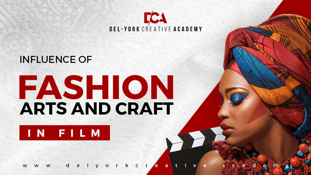 Influence-of-fashion arts and crafts in film